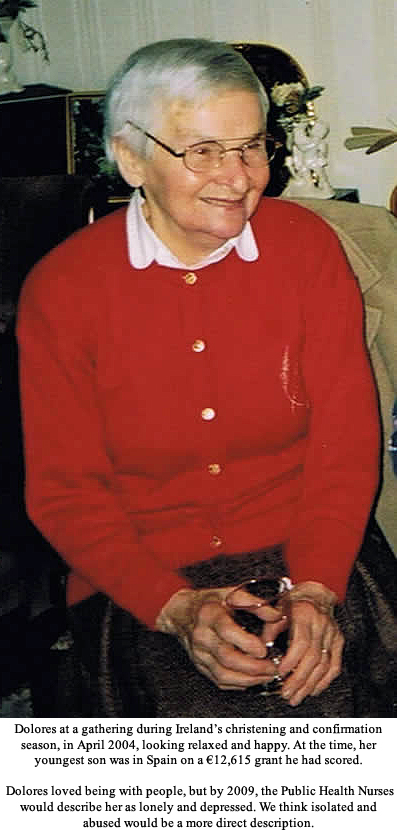 Dolores in 2004